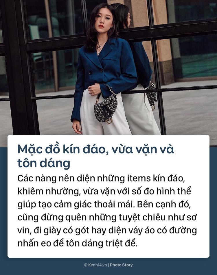 Tips mặc đẹp giúp các nàng công sở ghi điểm tuyệt đối trong mắt người đối diện - Ảnh 7.