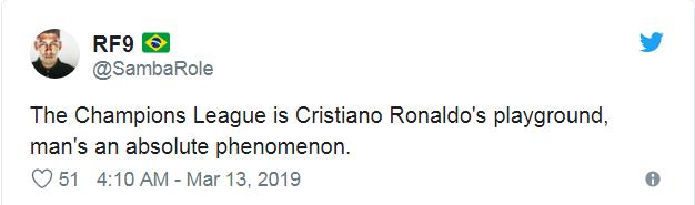 Fan ngả mũ thán phục, đòi CLB dựng tượng Ronaldo sau màn trình diễn thần thánh tại Champions League - Ảnh 5.