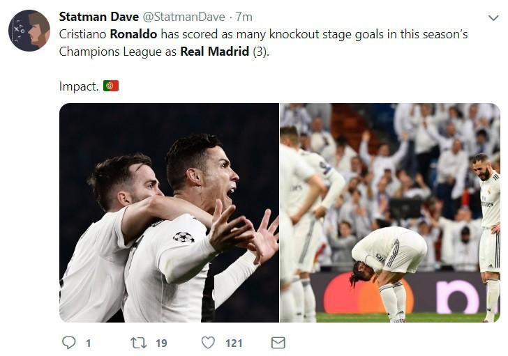 Ronaldo lập đại kỳ tích, Real Madrid chẳng liên quan cũng bị chọc quê - Ảnh 8.