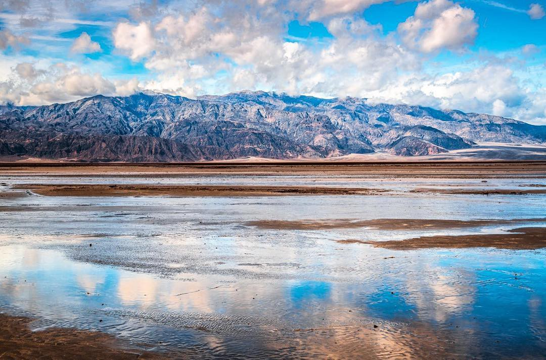 Thung lũng Tử thần nóng nhất thế giới đột nhiên mọc ra một cái hồ tuyệt đẹp - chuyện gì đang xảy ra? - Ảnh 2.