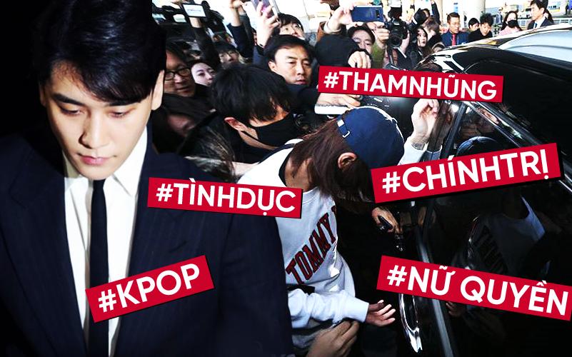 Không đơn giản chỉ là scandal trong giới giải trí, bê bối của Seungri lớn tới mức làm rung chuyển cả xã hội Hàn Quốc - Ảnh 1.