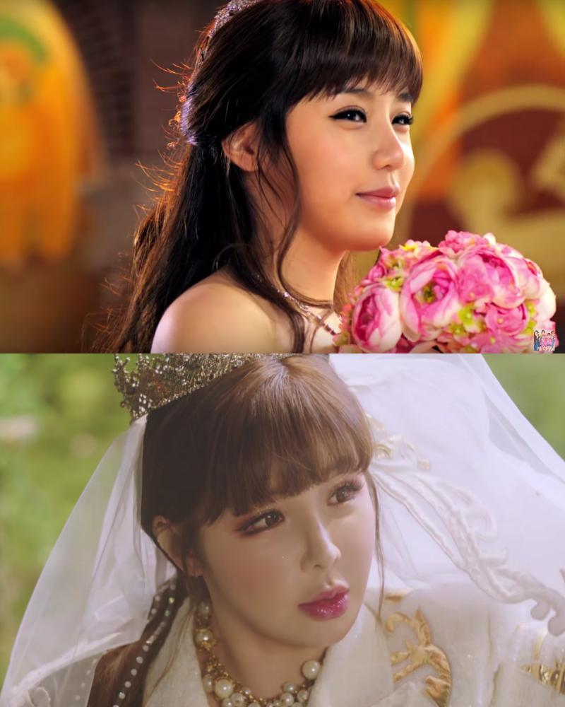Từ MV solo năm 2010 đến năm 2019 là cả một sự khác biệt về ngoại hình của Park Bom - Ảnh 3.