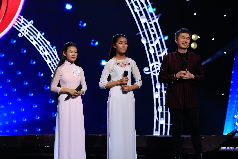 Tuyệt đỉnh song ca nhí: 2 tiểu Hòa Minzy khiến khán giả nổi da gà - Ảnh 7.
