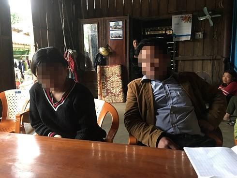 Quảng Bình: Nữ sinh lớp 10 bị hãm hại và tung clip nóng lên mạng - Ảnh 1.