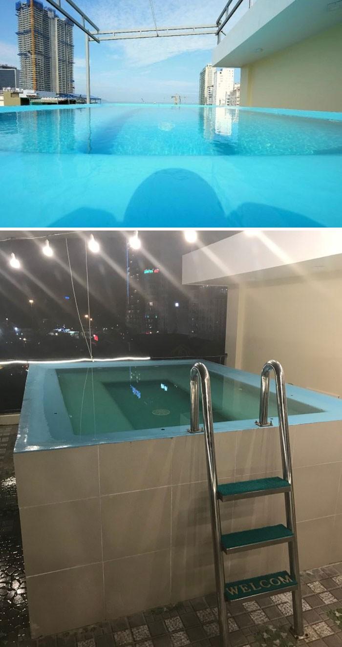 Chùm ảnh: Đi du lịch đừng dại mà ở những khách sạn có thiết kế thảm họa thế này dù rẻ đến mấy - Ảnh 2.