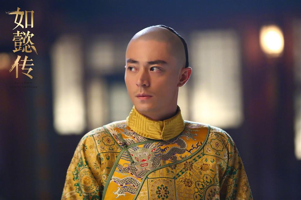 Triệu Vy, Tô Hữu Bằng song kiếm hợp bích làm lại Hoàn Châu Cách Cách, Lâm Tâm Như trở thành mẹ Hạ Tử Vy - Ảnh 11.