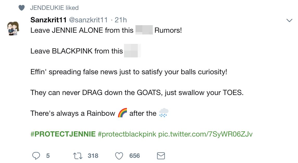YG Entertainment chính thức lên tiếng về vụ mỹ nhân Black Pink dính líu đến bê bối tình dục chấn động của Seungri - Ảnh 3.