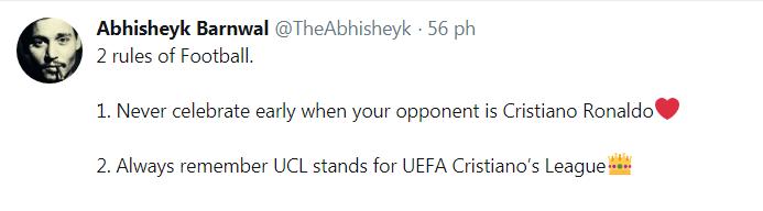 Fan ngả mũ thán phục, đòi CLB dựng tượng Ronaldo sau màn trình diễn thần thánh tại Champions League - Ảnh 4.