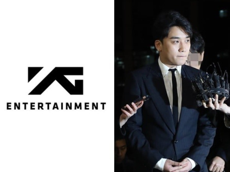 YG Entertainment thông báo chính thức kết thúc hợp đồng độc quyền với Seungri