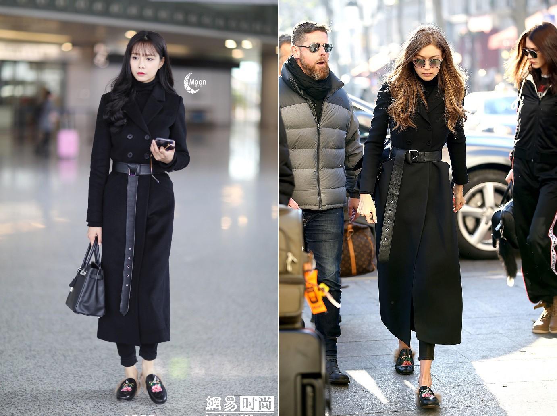 """Cô nàng này hẳn là """"thánh cosplay"""" xứ Trung khi thường xuyên bắt chước phong cách Dương Mịch, Angela Baby cho đến Jennie, Gigi Hadid - Ảnh 9."""