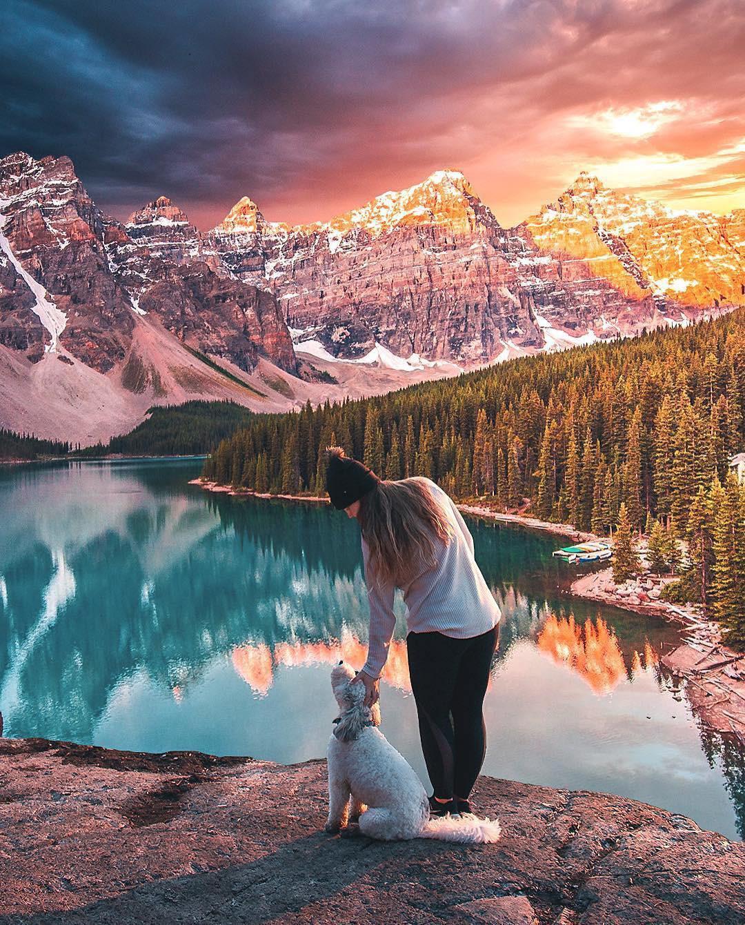 Có gì hay ở hồ nước màu xanh ngọc bích được mệnh danh là thiên đường trần gian ở Canada? - Ảnh 10.