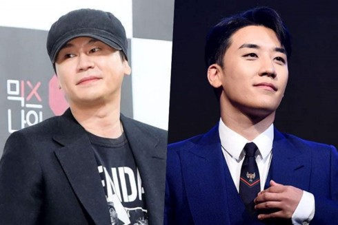 Phũ như YG khi được hỏi về tội môi giới mại dâm của Seungri: Đã hết hợp đồng, chúng tôi không có gì để nói - Ảnh 2.