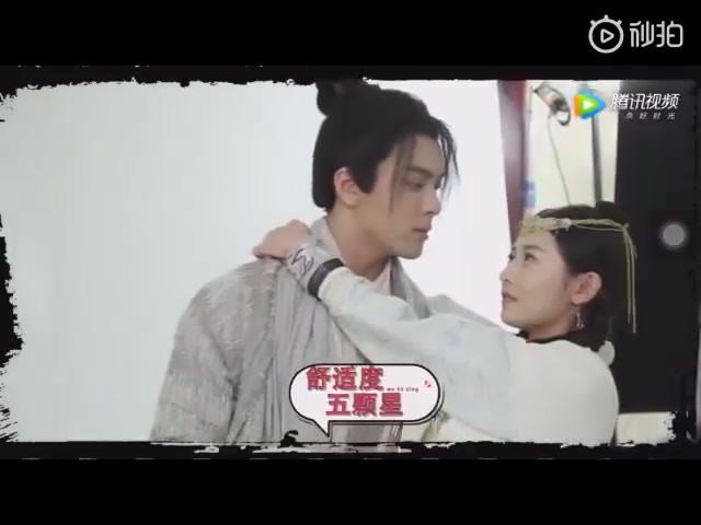 Trên phim toàn mỹ nhân vẩy thính, ai ngờ Trương Vô Kỵ ngoài đời siêu... đơ bên cạnh con gái thế này? - Ảnh 6.