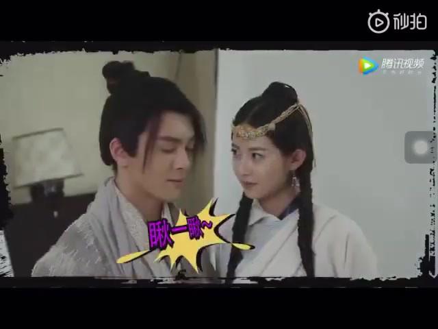 Trên phim toàn mỹ nhân vẩy thính, ai ngờ Trương Vô Kỵ ngoài đời siêu... đơ bên cạnh con gái thế này? - Ảnh 7.