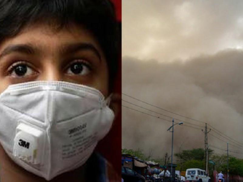 Cuộc sống kinh hoàng tại thành phố ô nhiễm nhất thế giới: Bụi độc đến mức trẻ em phải ở yên trong nhà - Ảnh 7.