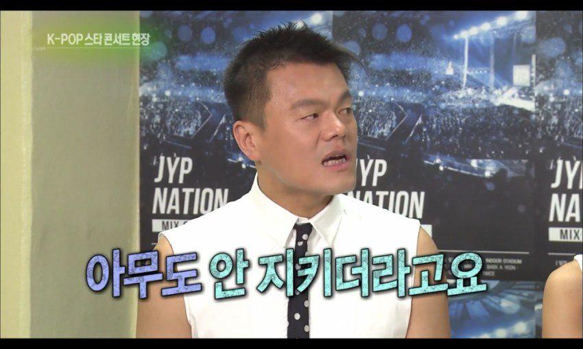 Khâm phục cách JYP dạy học trò: Trước khi trở thành người nổi tiếng, phải tử tế cái đã - Ảnh 15.