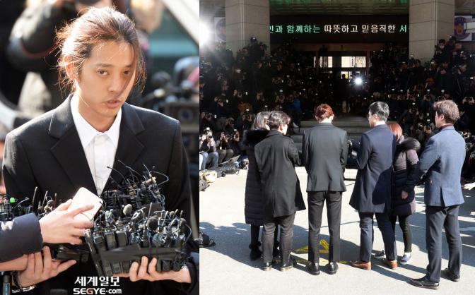 Thêm sao nữ bị nghi dính tới vụ bê bối tình dục của Jung Joon Young, lần này là bạn diễn của Song Joong Ki - Ảnh 2.