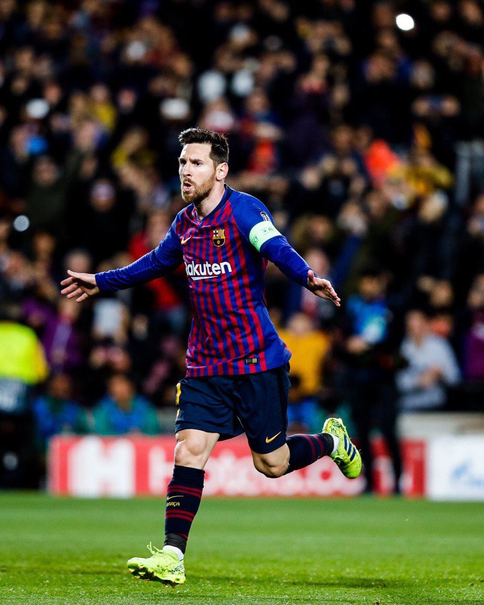 Ronaldo gọi, Messi trả lời: Bọ chét nguyên tử trình diễn phong độ thần thánh trong chiến thắng hủy diệt 5-1 trước Lyon (Pháp) - Ảnh 5.