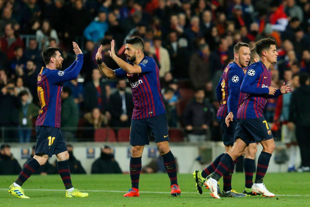 Ronaldo gọi, Messi trả lời: Bọ chét nguyên tử trình diễn phong độ thần thánh trong chiến thắng hủy diệt 5-1 trước Lyon (Pháp) - Ảnh 7.