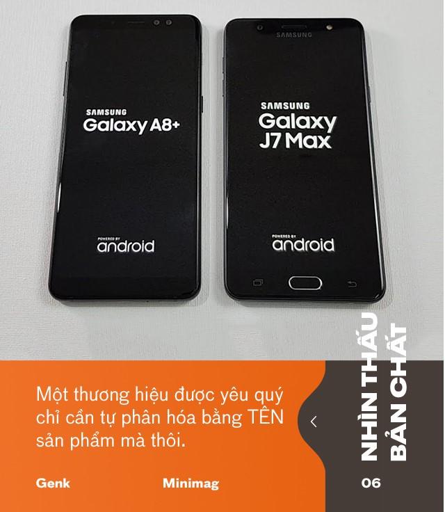 Nhìn thấu bản chất: Vì sao Samsung đến giờ vẫn chưa có thương hiệu con như các hãng Trung Quốc? - Ảnh 9.