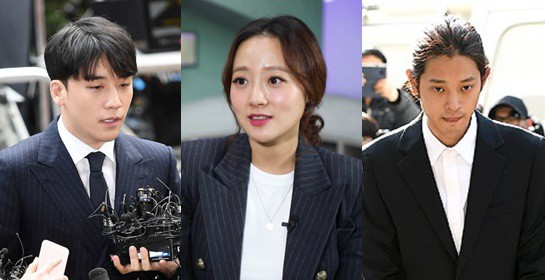 Bê bối của Seungri gay cấn chẳng thua gì bom tấn drama: Cả nước Hàn thót tim hóng kẻ gian bị đốn đổ qua từng tập! - Ảnh 2.