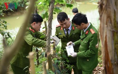 Vụ cài mìn ở Phú Thọ: Đối tượng bắt nhốt, đánh đập người yêu nhiều lần - Ảnh 1.