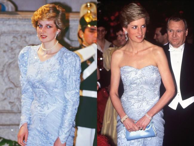 """Kate Middleton khiến dân tình """"phục lăn"""" vì chế lại váy quá sức tài tình, đạt ngưỡng đỉnh cao tiết kiệm như Công nương Diana - Ảnh 1."""