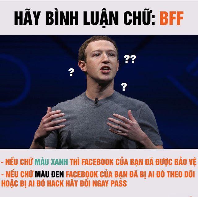 Bình luận bisou để biết Facebook an toàn hay không chỉ là trò lừa đảo! - Ảnh 3.