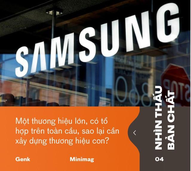 Nhìn thấu bản chất: Vì sao Samsung đến giờ vẫn chưa có thương hiệu con như các hãng Trung Quốc? - Ảnh 6.