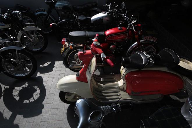 Chuyên gia nói hạn chế xe máy là điều tất yếu và câu chuyện cấm xe máy thành công ở nhiều quốc gia trên thế giới - Ảnh 12.