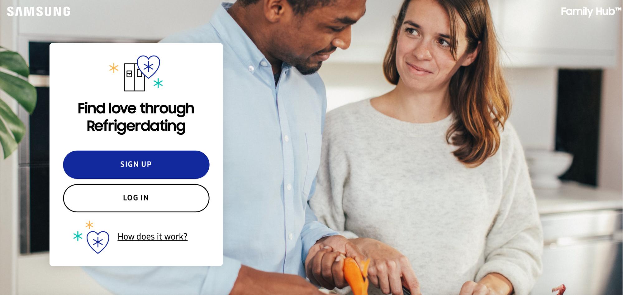 Hội FA chắc sẽ sướng rơn: Samsung có ứng dụng hẹn hò theo... thành phần tủ lạnh của bạn - Ảnh 2.