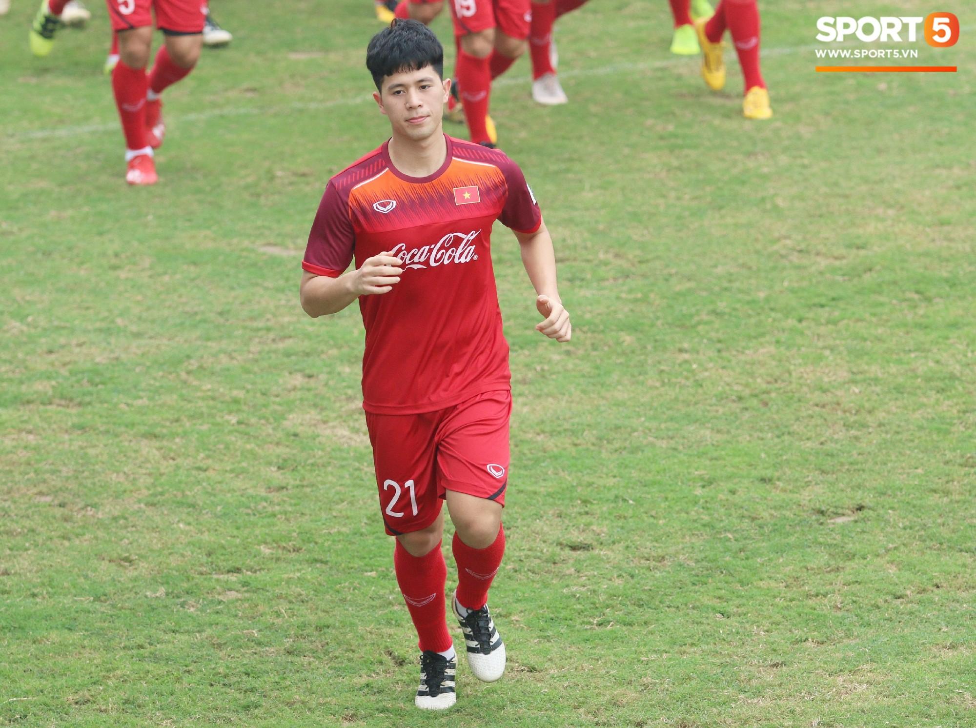 Đình Trọng được thầy Lee Young-jin bổ túc riêng, đẩy nhanh quá trình giảm cân - Ảnh 4.