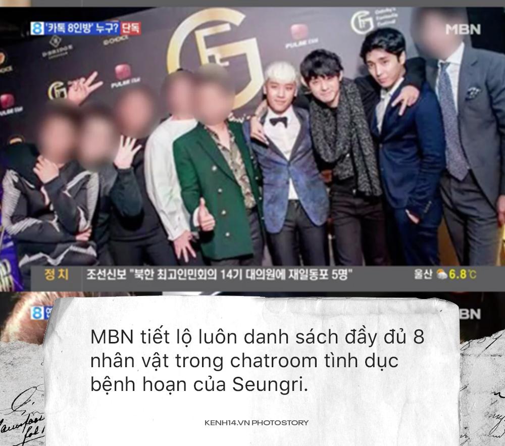 Toàn cảnh scandal chấn động của Seungri ngày 15/3: Thêm nhiều tình tiết mới cực căng! - Ảnh 16.