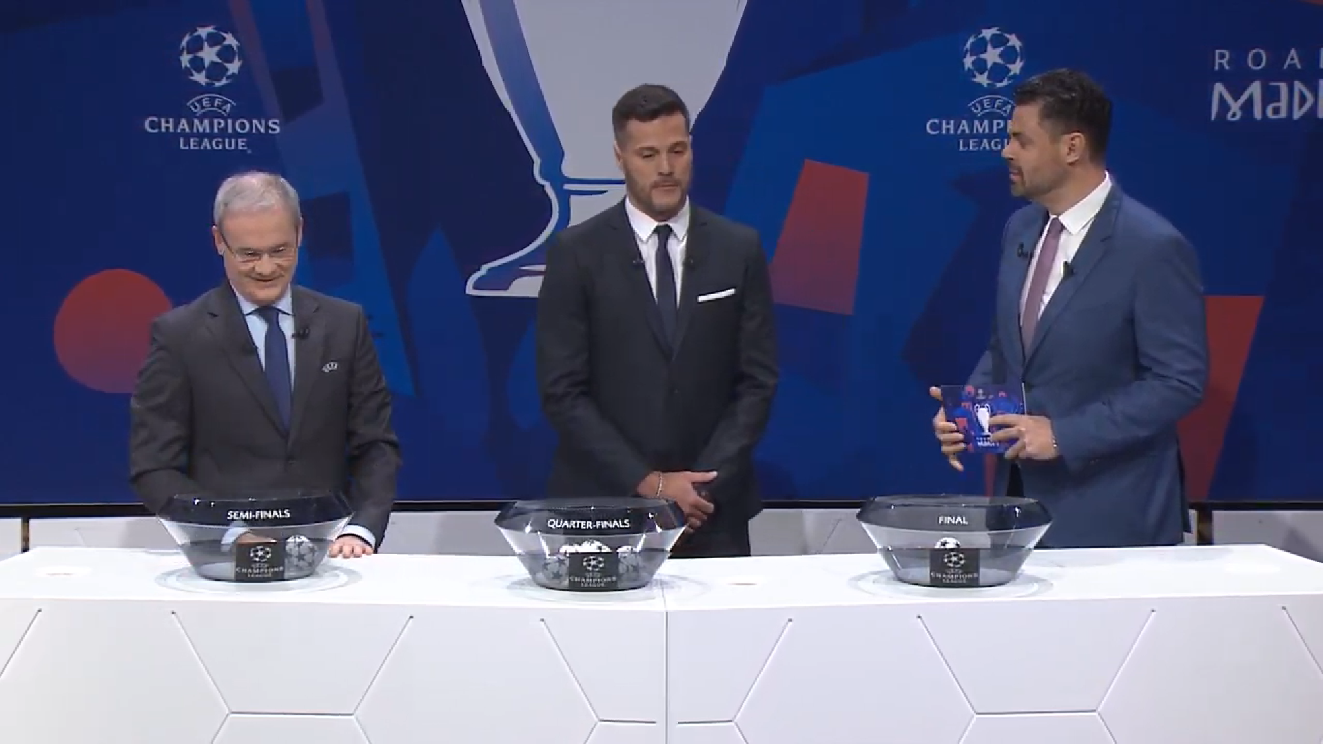 Kết quả bốc thăm tứ kết Champions League: Ronaldo cùng Juventus dễ thở, MU phải gặp đối thủ khó nhất - Ảnh 9.