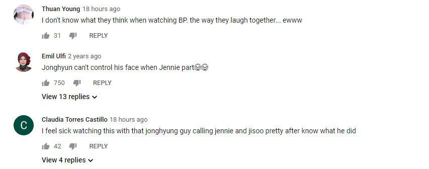 """Màn """"reaction"""" 2 năm trước của Jonghyun (CNBLUE) với Black Pink bị lục lại và phản ứng đảo chiều của netizen - Ảnh 6."""