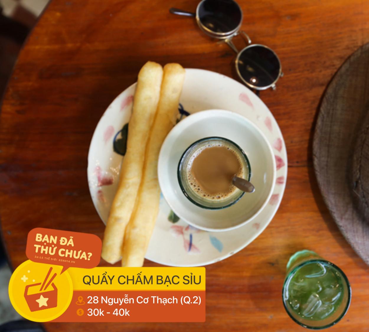 Những cách ăn uống hơi khác thường của người Sài Gòn xưa giờ vẫn được rất nhiều người yêu thích - Ảnh 4.