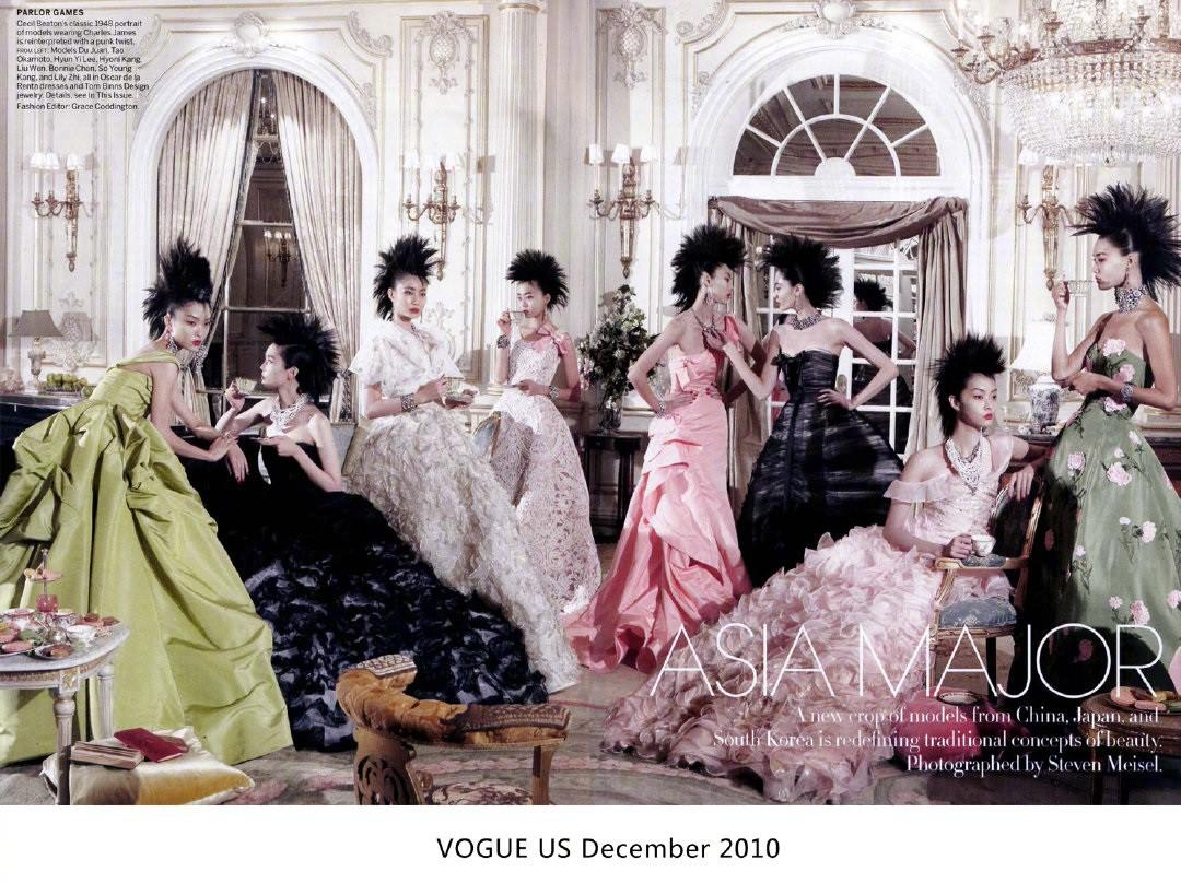 """Không phải Angela Baby, đây mới là sao Hoa ngữ lên bìa Vogue Mỹ cùng cả loạt mỹ nhân đình đám mà không hề bị """"dìm"""" - Ảnh 6."""