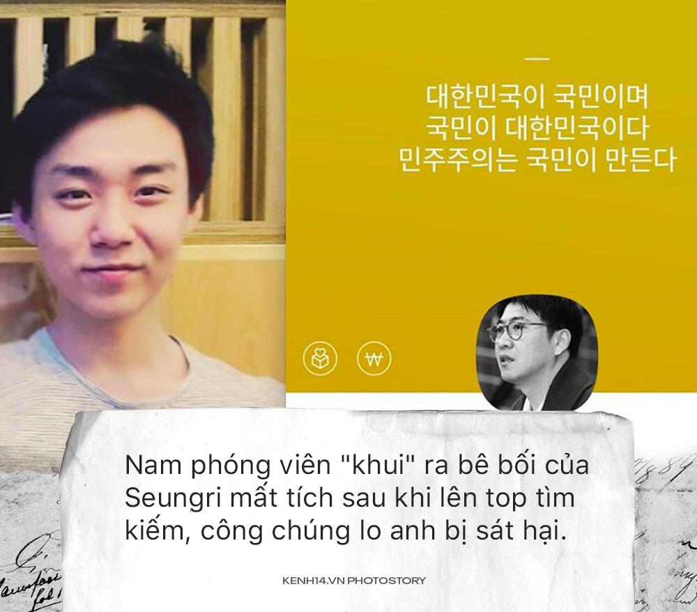 Toàn cảnh scandal chấn động của Seungri ngày 15/3: Thêm nhiều tình tiết mới cực căng! - Ảnh 8.