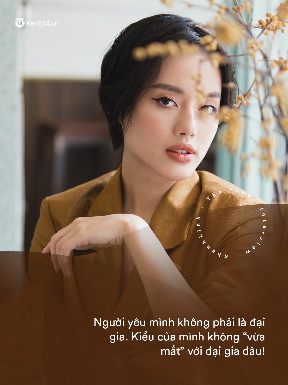Khánh Linh The Face tiết lộ quá khứ luỵ tình, bị phản bội khi yêu và khẳng định: Mình không phải kiểu vừa mắt đại gia - Ảnh 2.