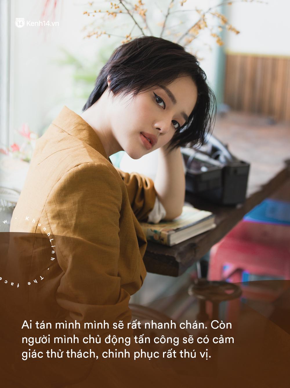 Khánh Linh The Face tiết lộ quá khứ luỵ tình, bị phản bội khi yêu và khẳng định: Mình không phải kiểu vừa mắt đại gia - Ảnh 6.