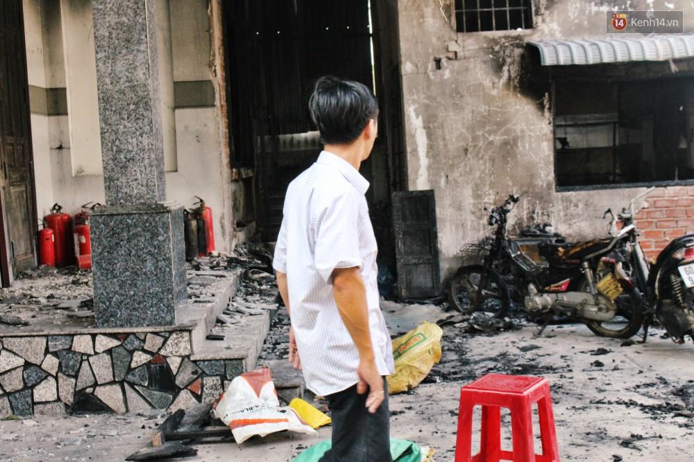 """Sự ám ảnh của nhân chứng vụ cháy khiến bé gái 10 tuổi tử vong cùng bố mẹ: """"Tiếng kêu cứu lịm dần rồi tắt hẳn trong biển lửa... - Ảnh 5."""