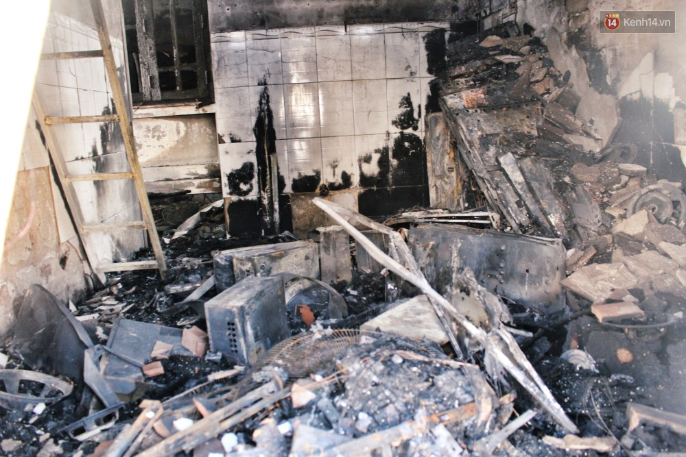 """Sự ám ảnh của nhân chứng vụ cháy khiến bé gái 10 tuổi tử vong cùng bố mẹ: """"Tiếng kêu cứu lịm dần rồi tắt hẳn trong biển lửa... - Ảnh 2."""