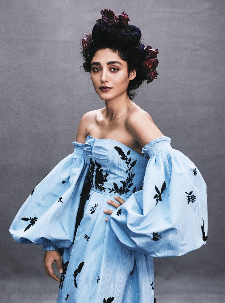 Lên bìa Vogue Mỹ cùng dàn minh tinh thế giới, bao nhiêu thần thái của Angela Baby bay biến sạch sẽ - Ảnh 5.