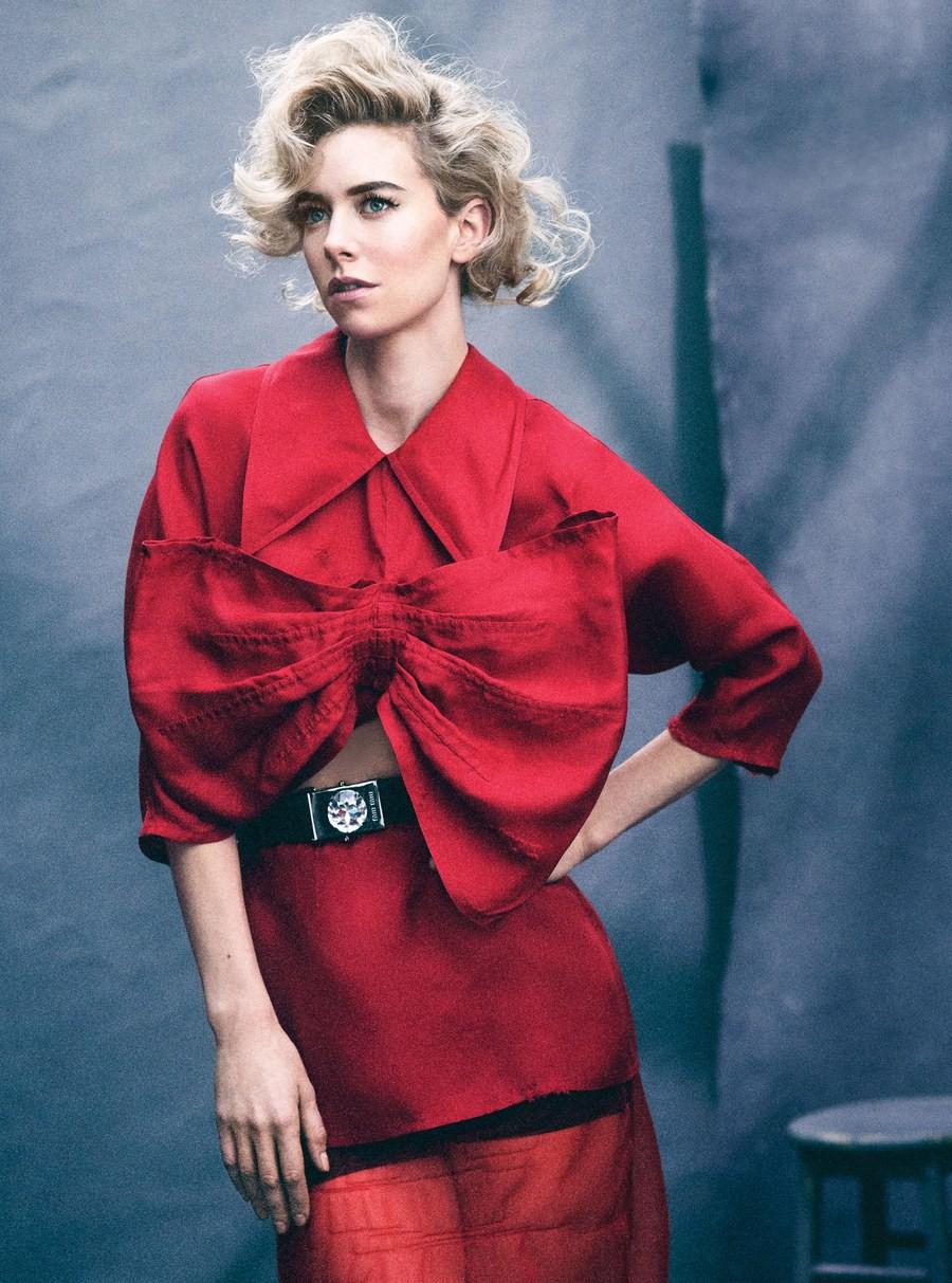 Lên bìa Vogue Mỹ cùng dàn minh tinh thế giới, bao nhiêu thần thái của Angela Baby bay biến sạch sẽ - Ảnh 14.