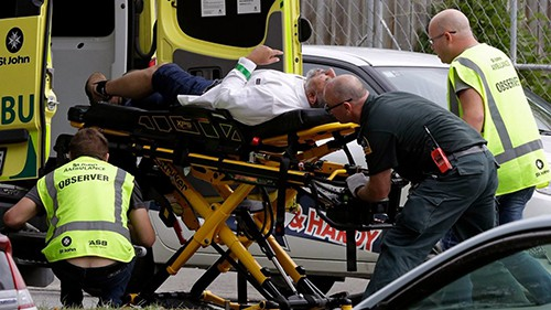 Vụ livestream xả súng đẫm máu khiến 49 người chết tại New Zealand: du học sinh Việt đang hết sức hoang mang - Ảnh 2.