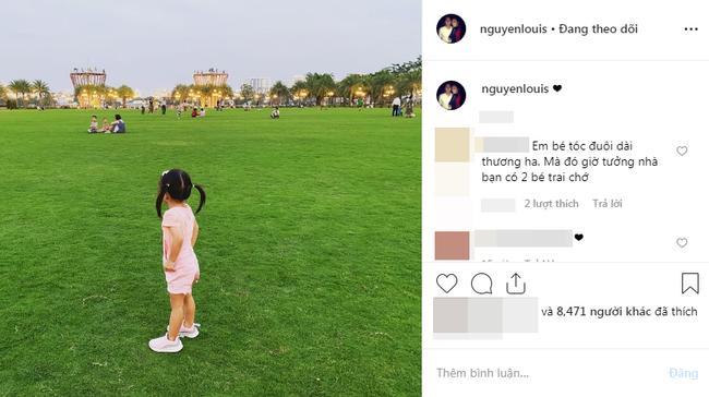 Con gái 2 tuổi yêu cầu chiếc bánh kem đặc biệt cho sinh nhật, Tăng Thanh Hà trổ tài và đây là kết quả! - Ảnh 4.