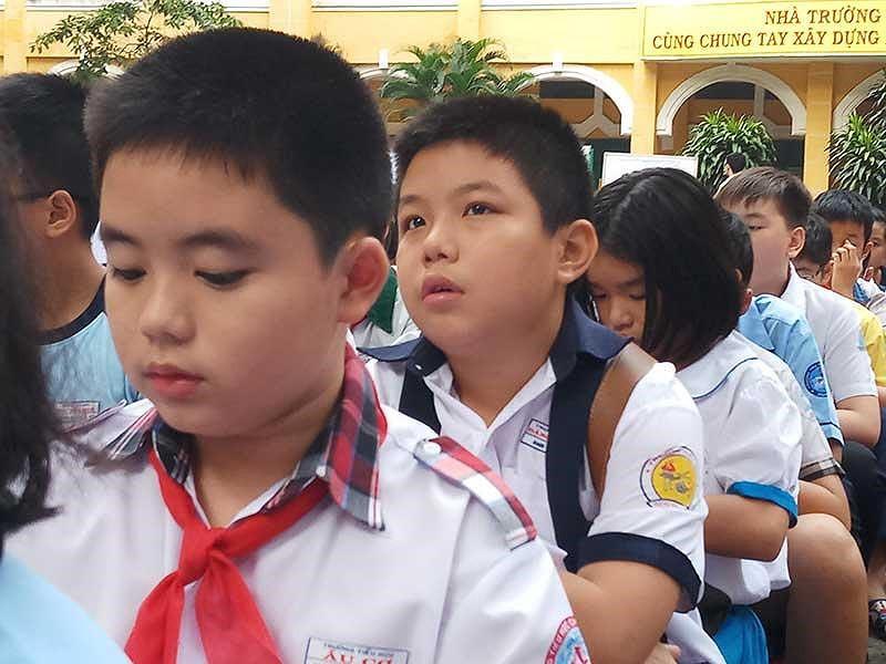TP.HCM: Thông tin nóng về tuyển sinh vào lớp 6 - Ảnh 1.