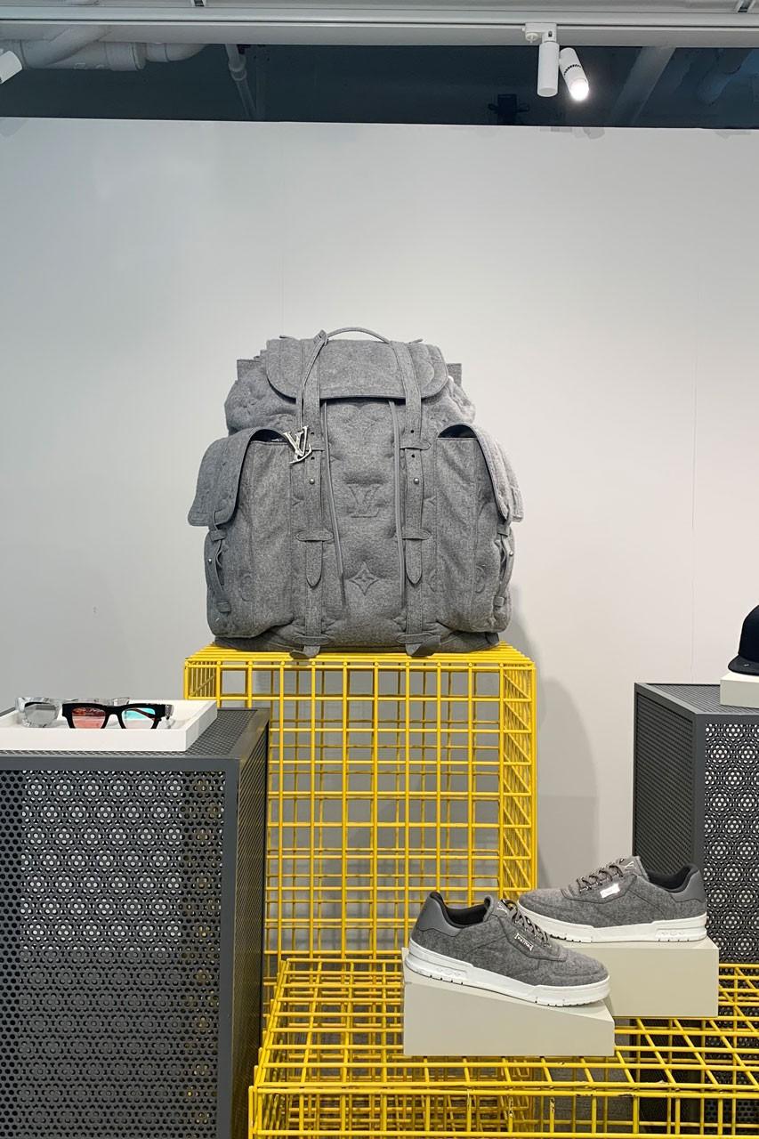 Sau bộ rút gỗ 57 triệu đồng, Louis Vuitton ra mắt chiếc ba lô khổng lồ 230 triệu đeo trĩu cả lưng - Ảnh 4.