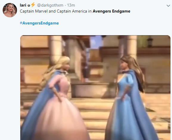 Netizen ghép đôi chị đại Marvel và Sấm Thỏ, đòi Avengers: Endgame dài 6 tiếng sau trailer thứ 2 - Ảnh 21.