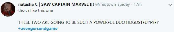 Netizen ghép đôi chị đại Marvel và Sấm Thỏ, đòi Avengers: Endgame dài 6 tiếng sau trailer thứ 2 - Ảnh 29.
